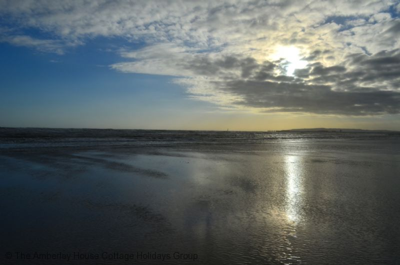 Large Image - Camber Sands beach, 3 miles away