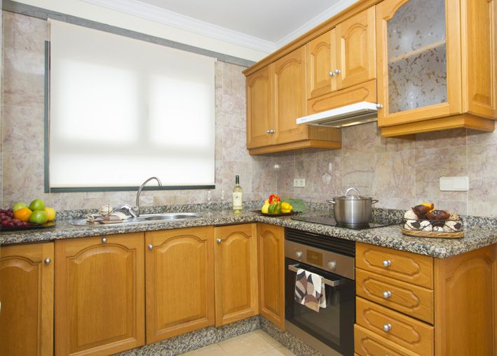 Villa Jasmin's Kitchen - everything you need for self-catering