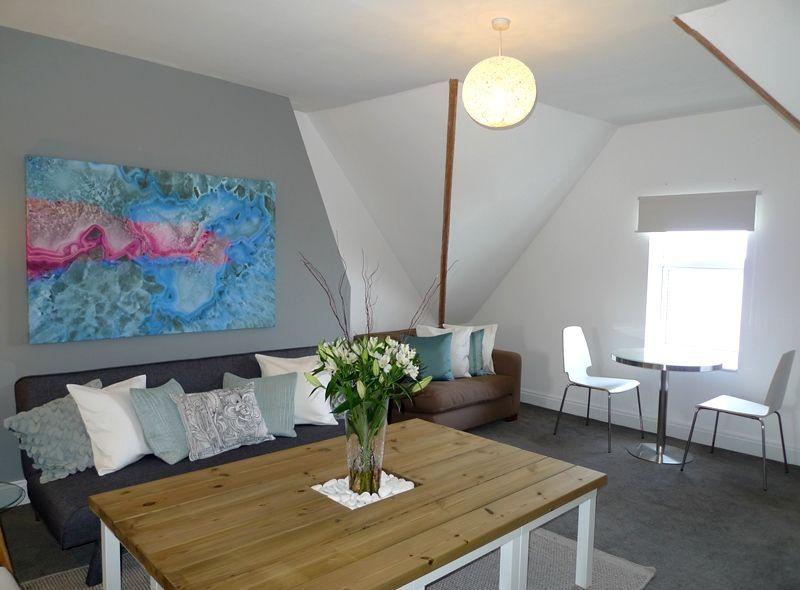 The Loft | Living area