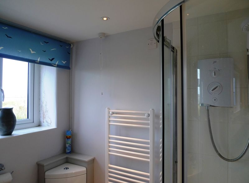 Island House   Shower room