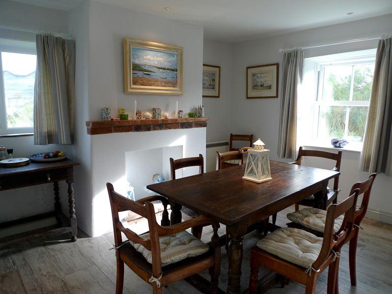 Island House | Dining room
