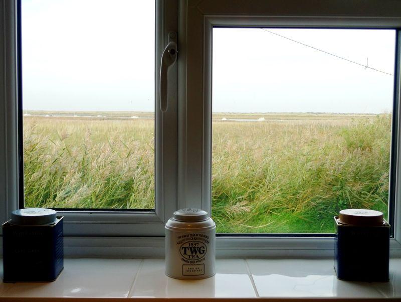 Island House   Kitchen view
