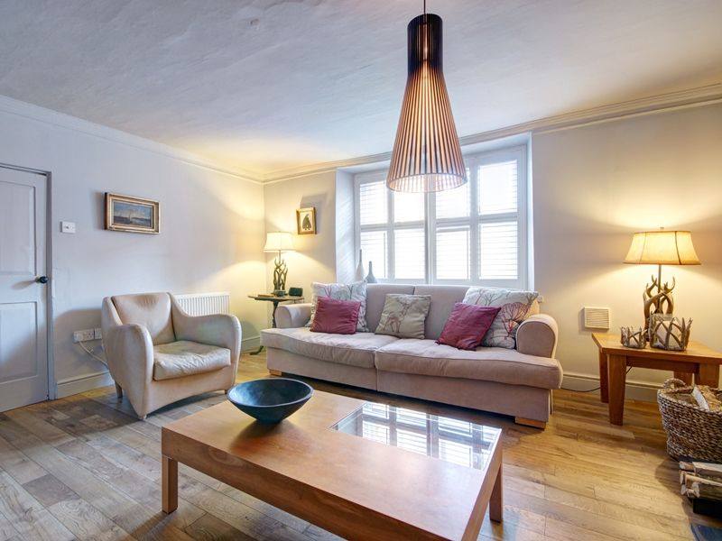 Albion House   Sitting room