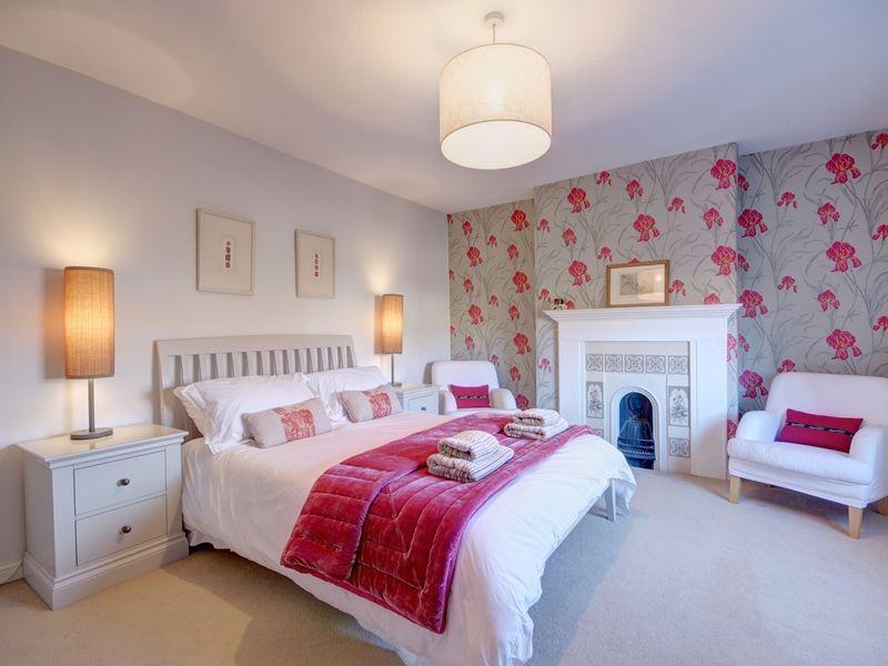 Albion House sleeping 6 | Bedroom 2