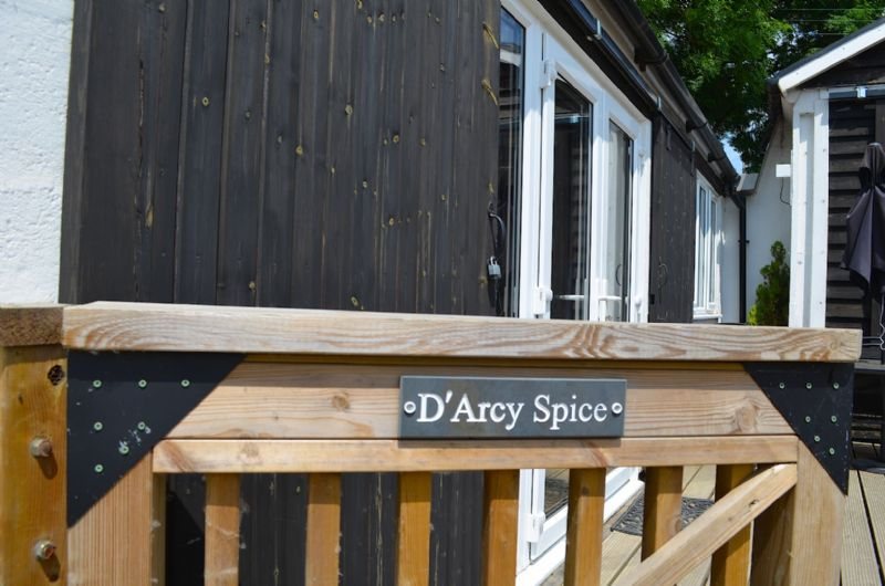 D'arcy Spice - Sutton Valance, Near Maidstone, Kent