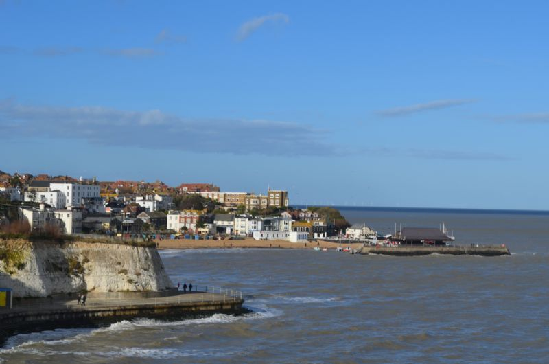Broadstairs coast