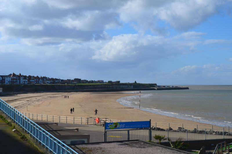 Beach at Margate