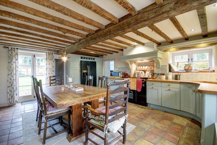 Church Farm Cottage with Studio | Kitchen