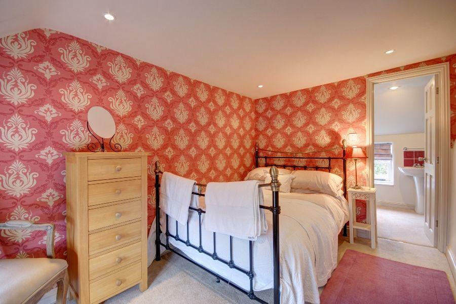 Church Farm Cottage with Studio | Bedroom 3