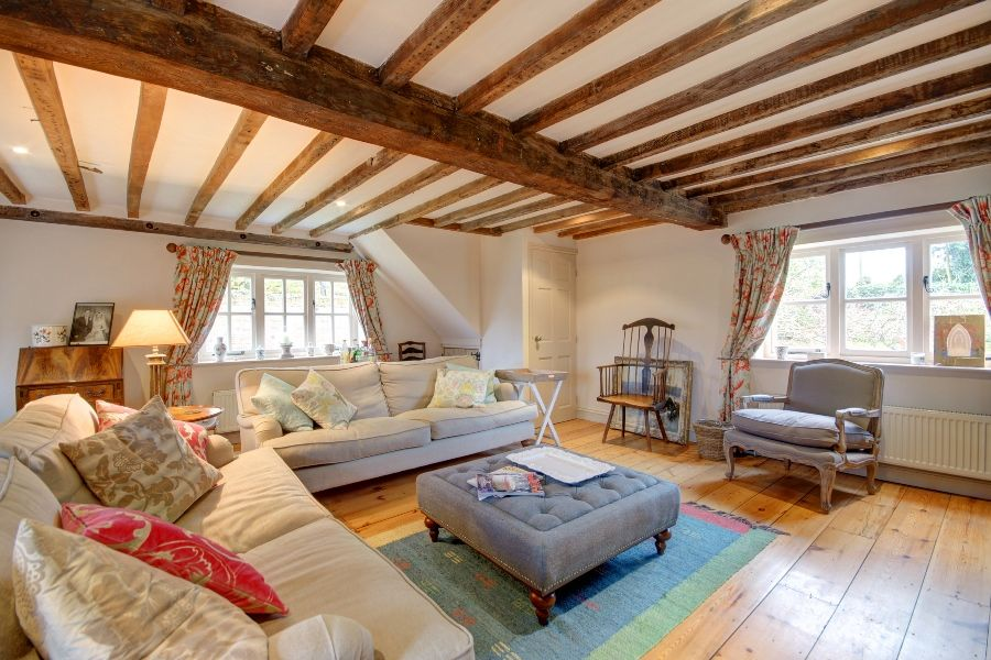 Church Farm Cottage with Studio | Sitting room