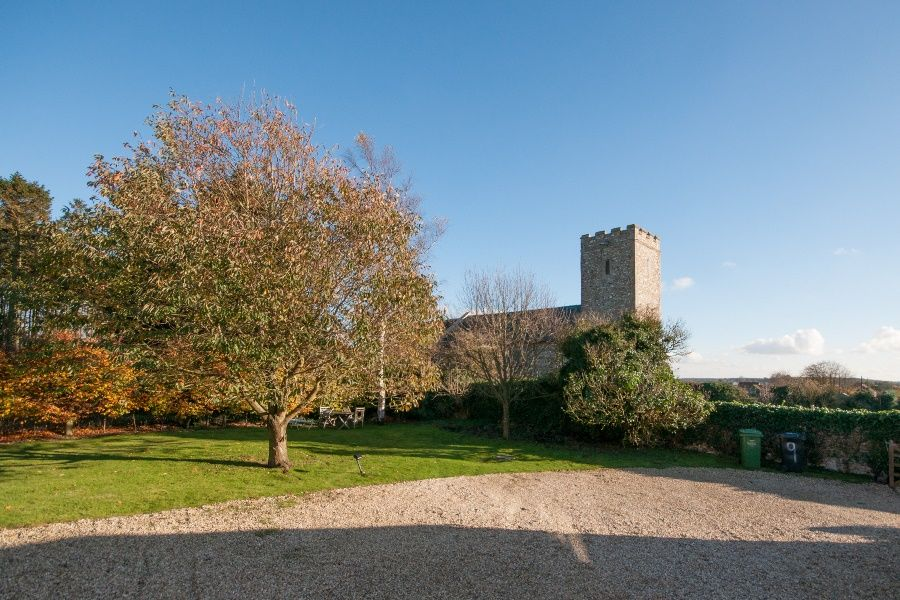 Church Farm Cottage with Studio | Front garden