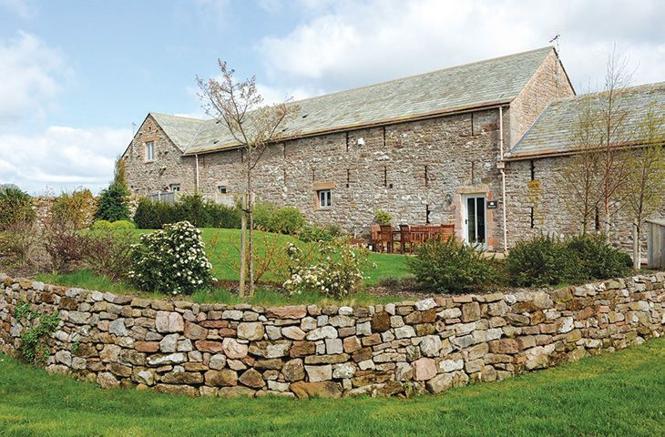 Riverain situated in the secluded grounds of the family owned Grade I Listed Blencowe Hall