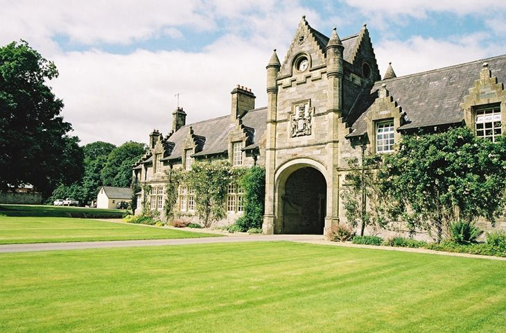 The Governor's Lodge, County Tyrone, Ireland