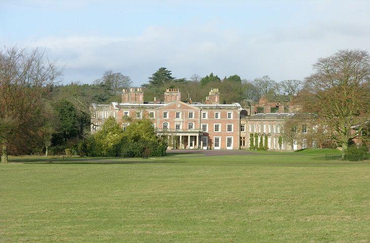 Weston Park, Shropshire