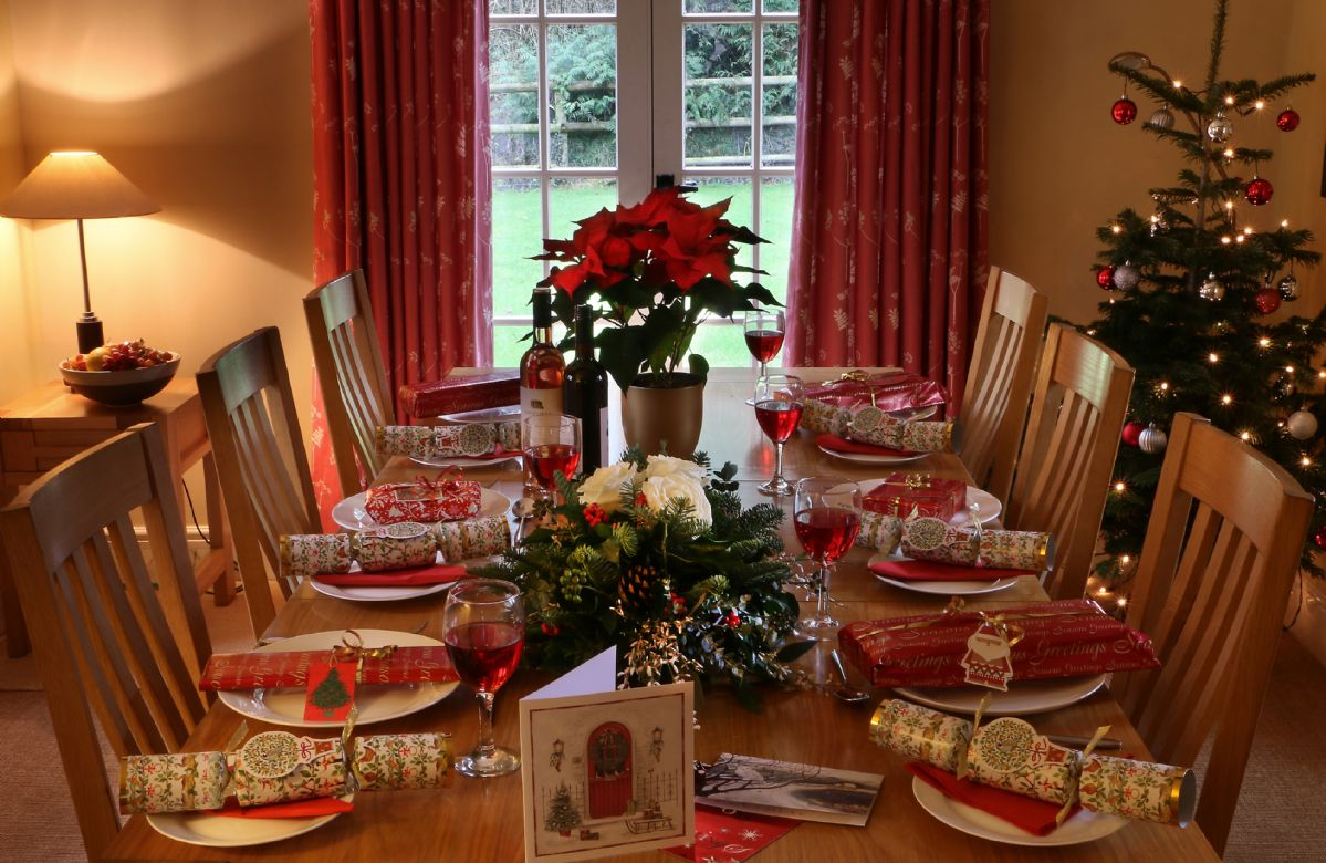 Christmas at Bridge Cottage