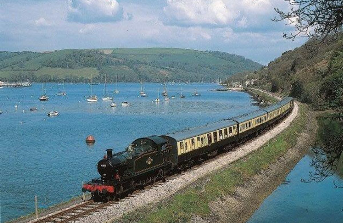 Dartmouth Steam Railway - Paignton