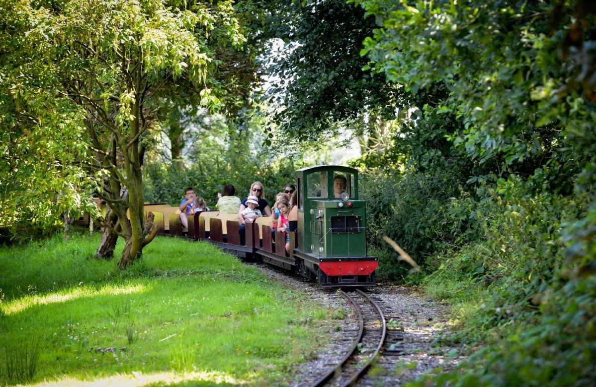 Weston Park Minature Railway