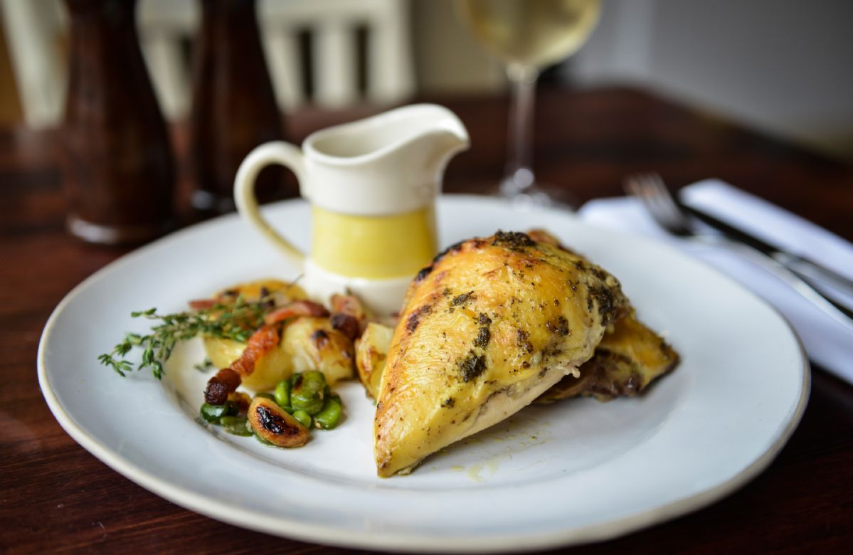 The restored 1767 Granary is home to the Granary Grill; a first class food destination, open all year round, offering a wide variety of delicious options to tempt the tastebuds.