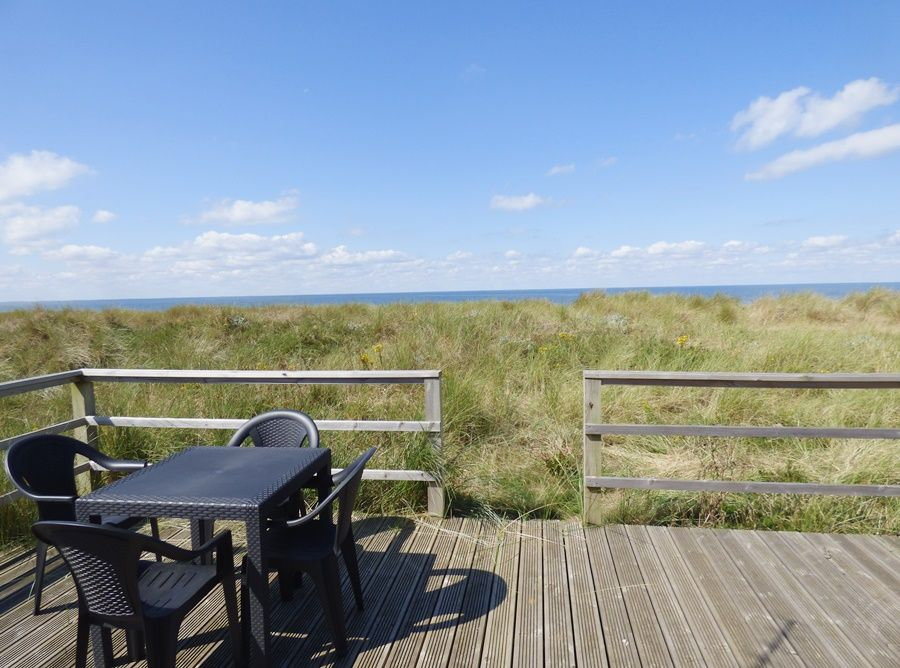Sea View | Decking with sea views