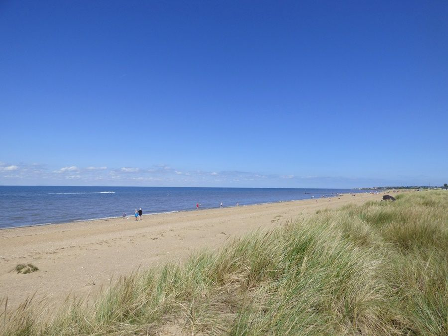 Sea View | Heacham beach