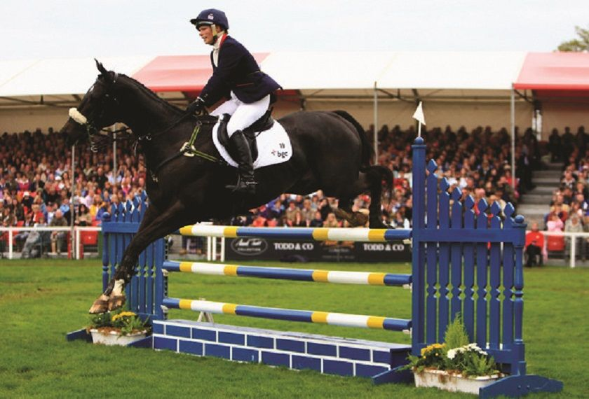 Badminton Horse Trials can be reached within 20 minutes