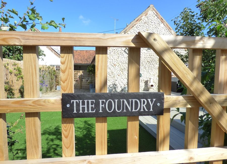 The Foundry | Entrance