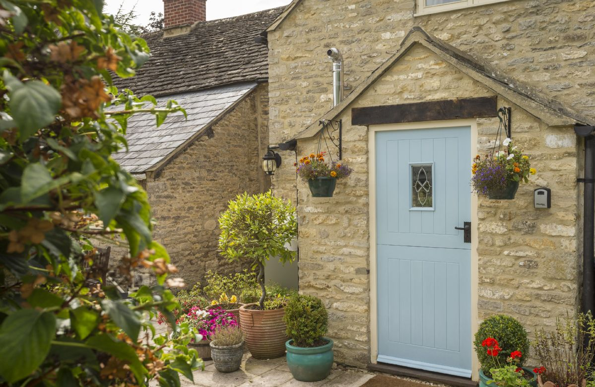 The Roost in Coln St Aldwyns is a classic Cotswold stone cottage full of character and charm