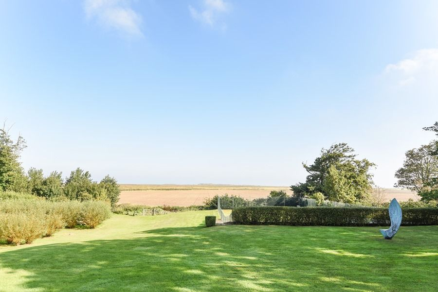 Old Rectory | Views out to sea