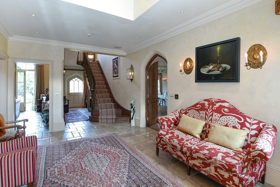 Old Rectory | Entrance hall