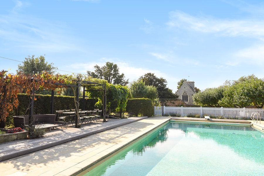 Old Rectory | Swimming pool