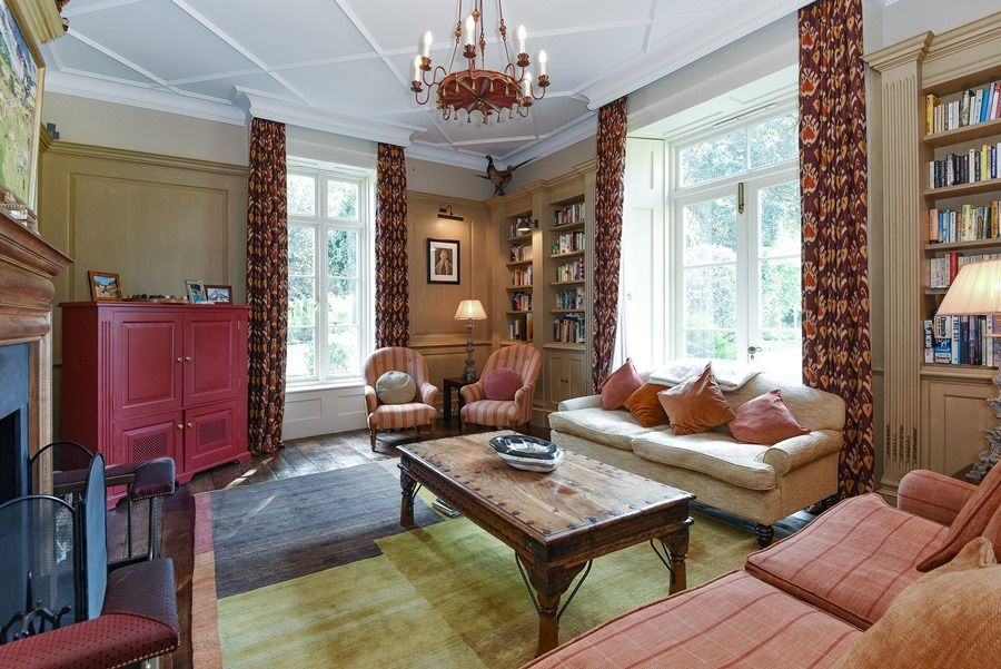 Old Rectory | Sitting room