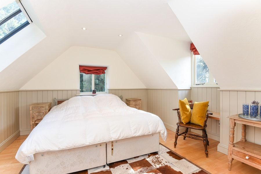 Old Rectory | Stables bedroom (will have different king bed)