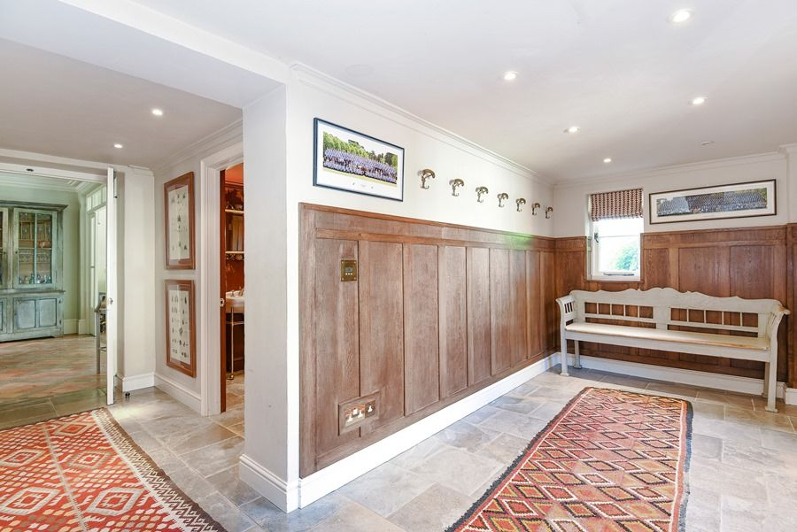 Old Rectory | Boot room