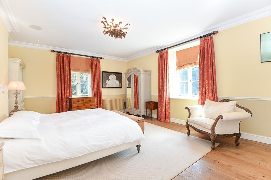 Old Rectory | Bedroom 1