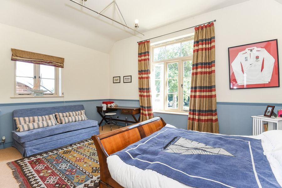Old Rectory | Bedroom 4