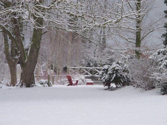 Old Rectory | Winter wonderland