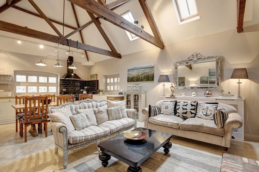 The Foundry   Living room