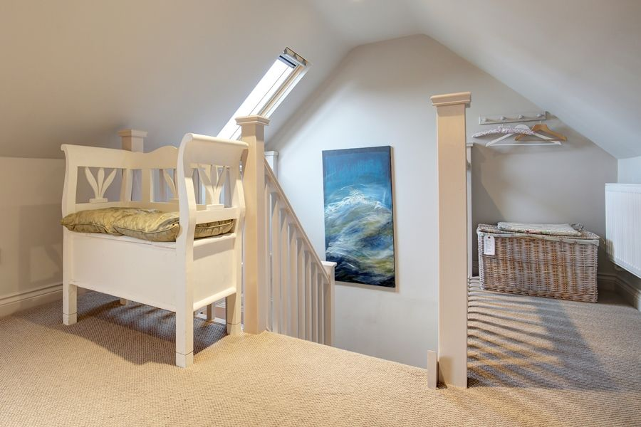 The Foundry   Bedroom 3 stairs