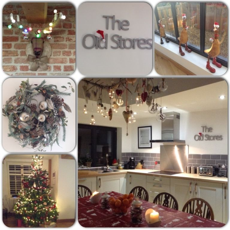 The Old Stores | Christmas!