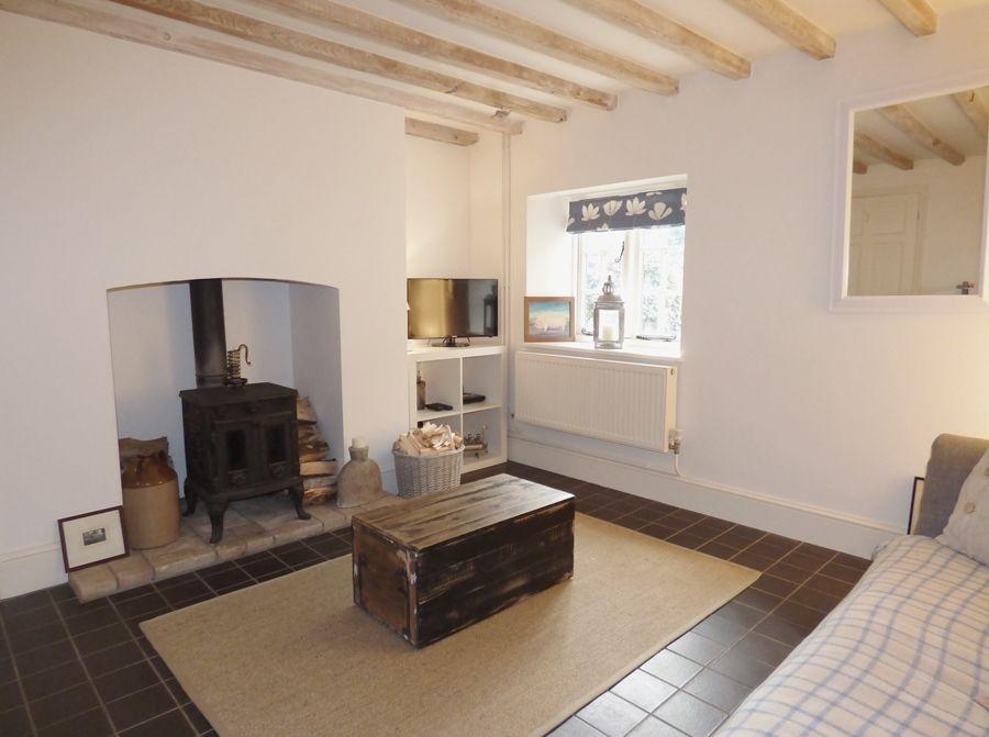 Red Brick Cottage | Sitting room