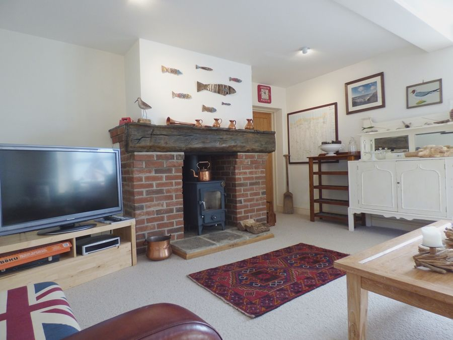 Brancaster House | Sitting room