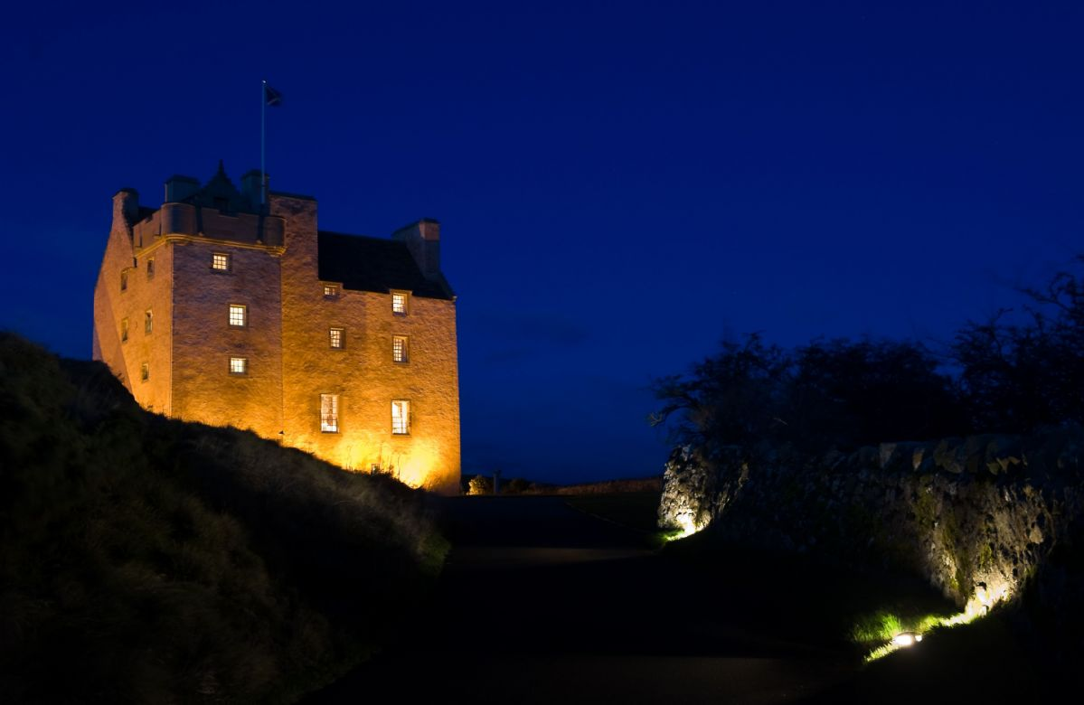 Fenton Tower, East Lothian, Scotland