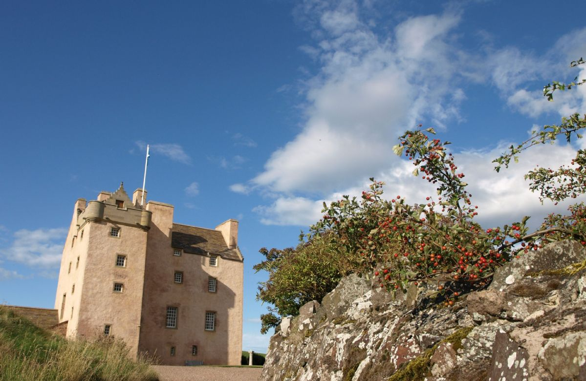 Fenton Tower in East Lothian is a luxurious Scottish retreat
