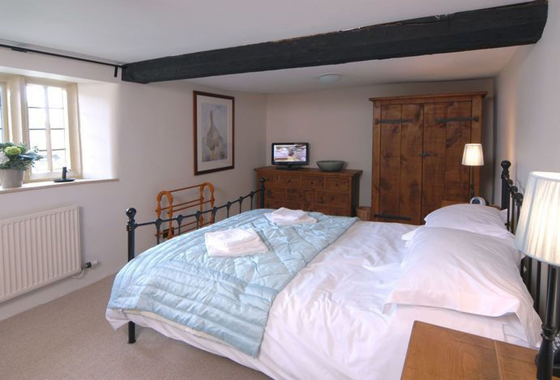 A view of Bedroom One