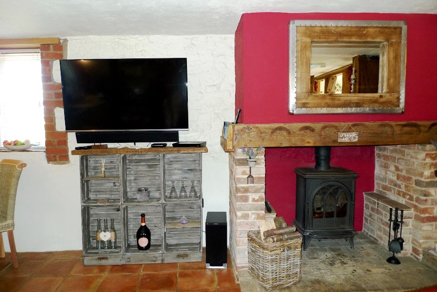 The Old Smithy | Fireplace