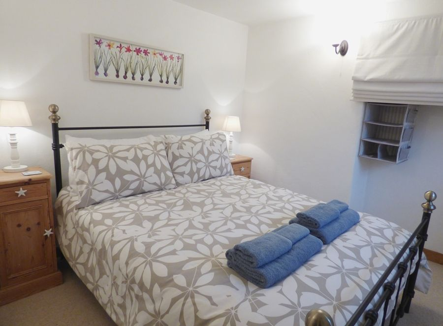 Lime Cottage | Downstairs bedroom
