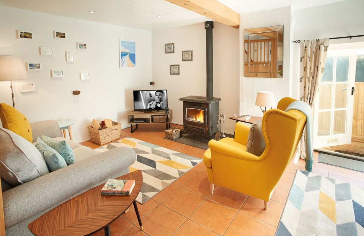 Seekings Cottage has been refurbished to an excellent standard