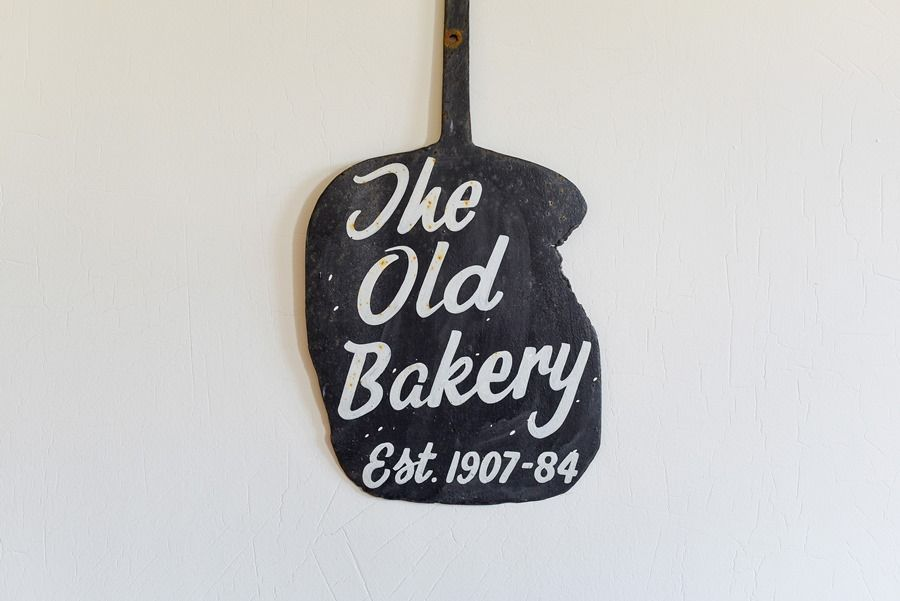 The Old Bakery | Sign
