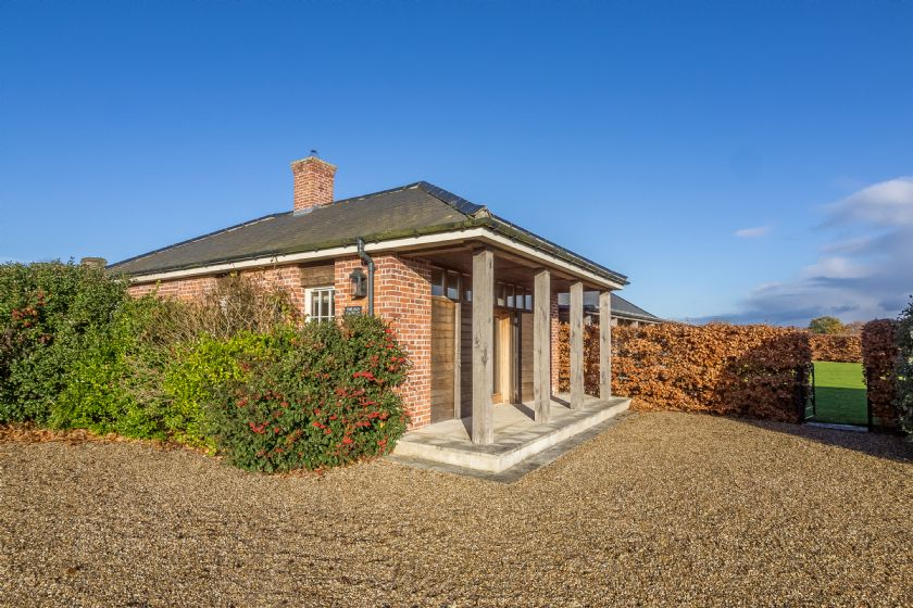 The Old Foundry is an exceptional property located in one of Suffolk's most idyllic spots