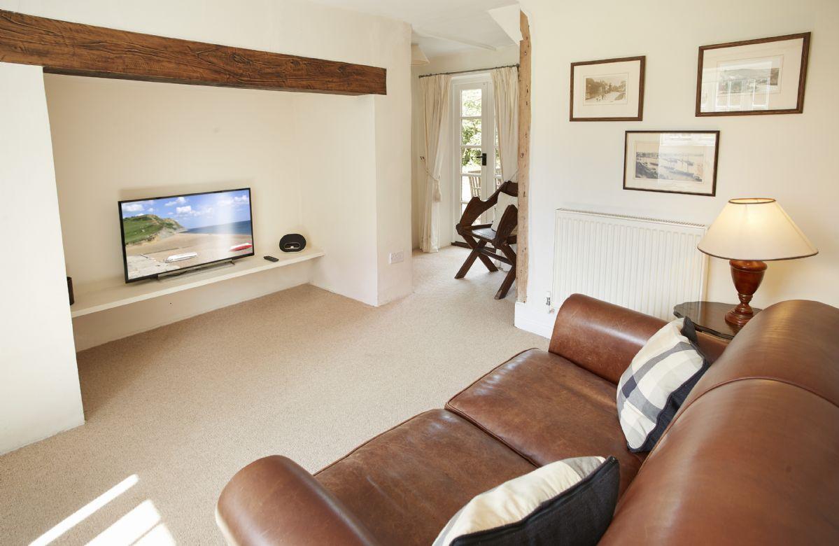 Ground floor: Second small sitting room